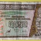 1998 Guatemala 50 Centavos
