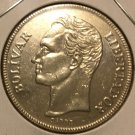 1977 Venezuela 5 bolivars