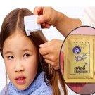 7 Bags Anti Lice Killer Itch Hair shampoo Scabies treatment kills eggs lice