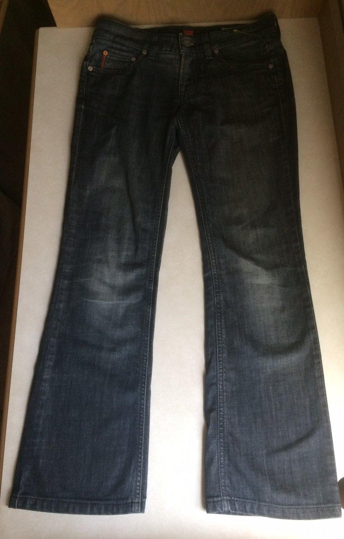 Boss Orange Label Women's Bootcut Jeans - Like New - Sz. 27