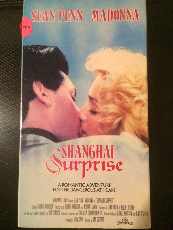 Shanghai Surprise - Used - VHS