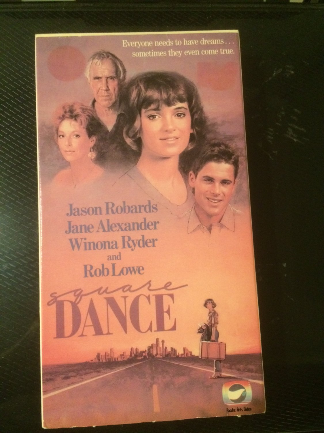 Square Dance - Used - VHS - OOP ON DVD