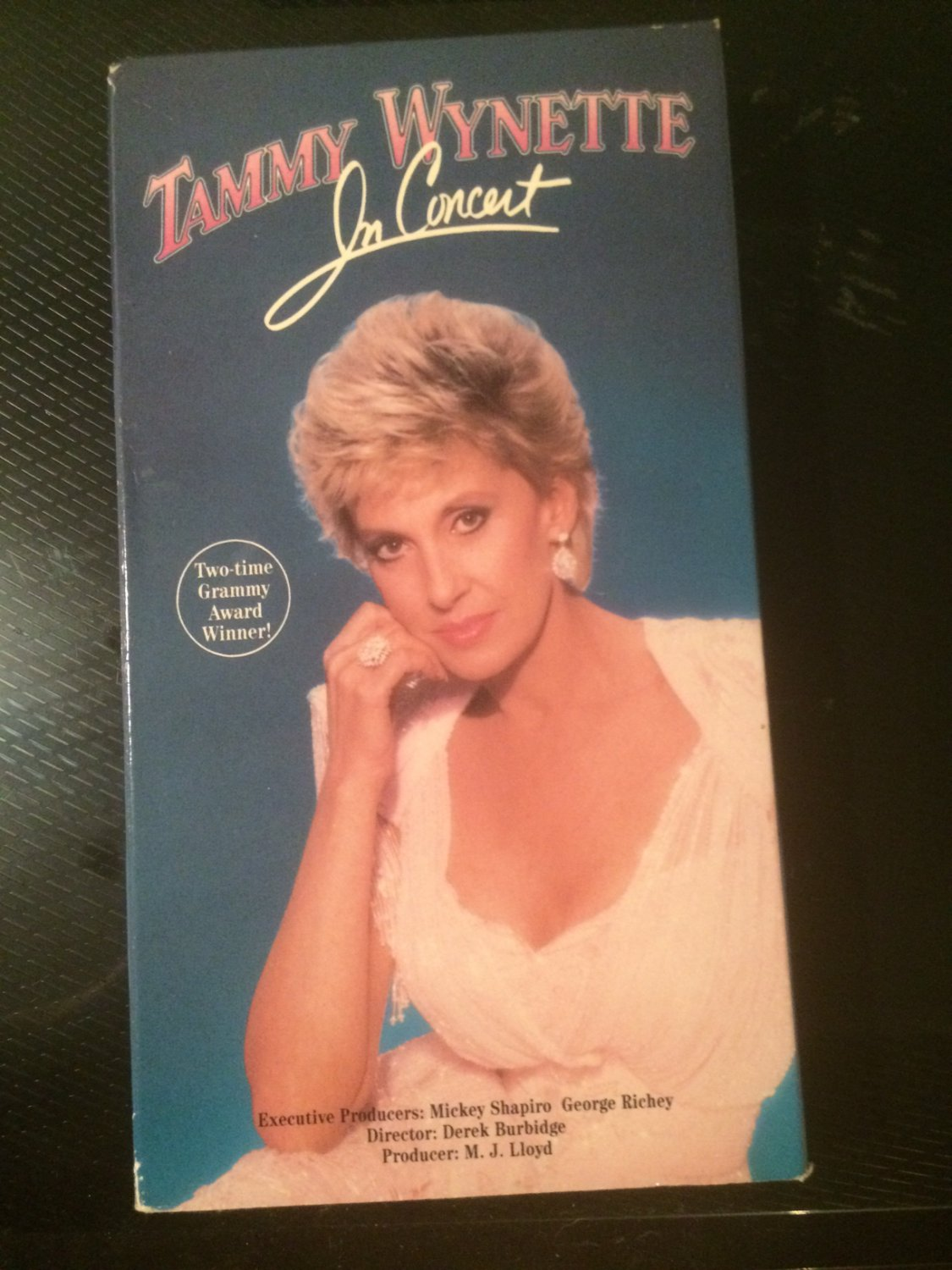Tammy Wynette In Concert - VHS - Used - NOT ON DVD