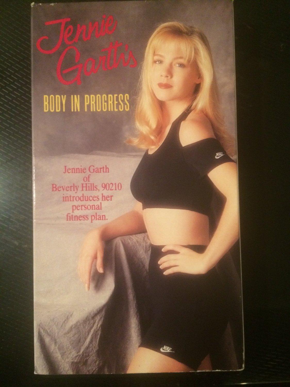 Jennie Garth's Body in Progress - VHS - Used