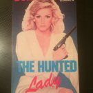The Hunted Lady (Donna Mills) - VHS - Used - NOT ON DVD