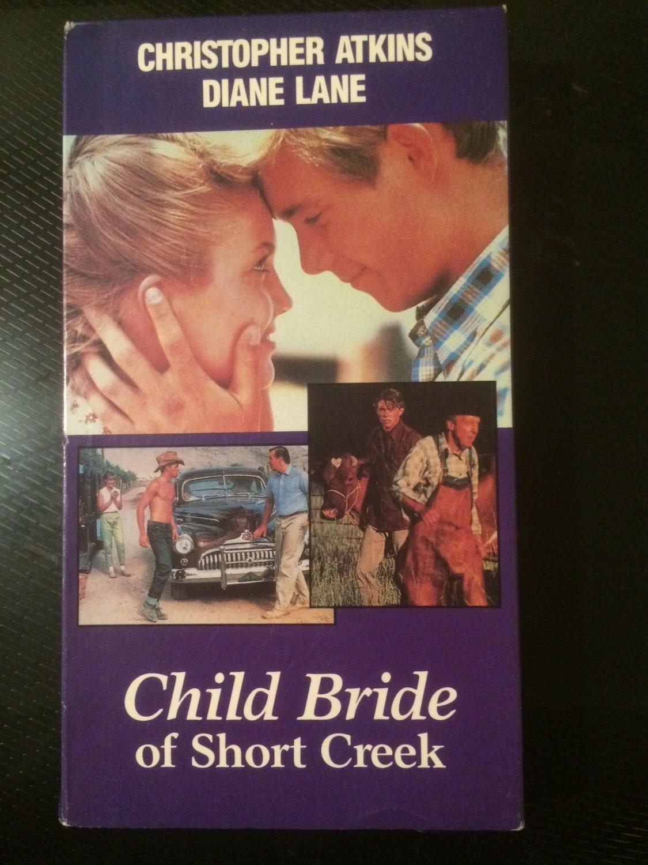 VHS - Child Bride of Short Creek - Used