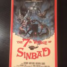 VHS - The 7th Voyage of Sinbad - Used