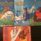 VHS - Leo the Lion (4 pk) - NEW!