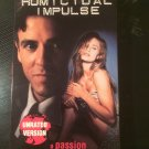 VHS - Homicidal Impulse (Unrated) - Used - NOT ON DVD