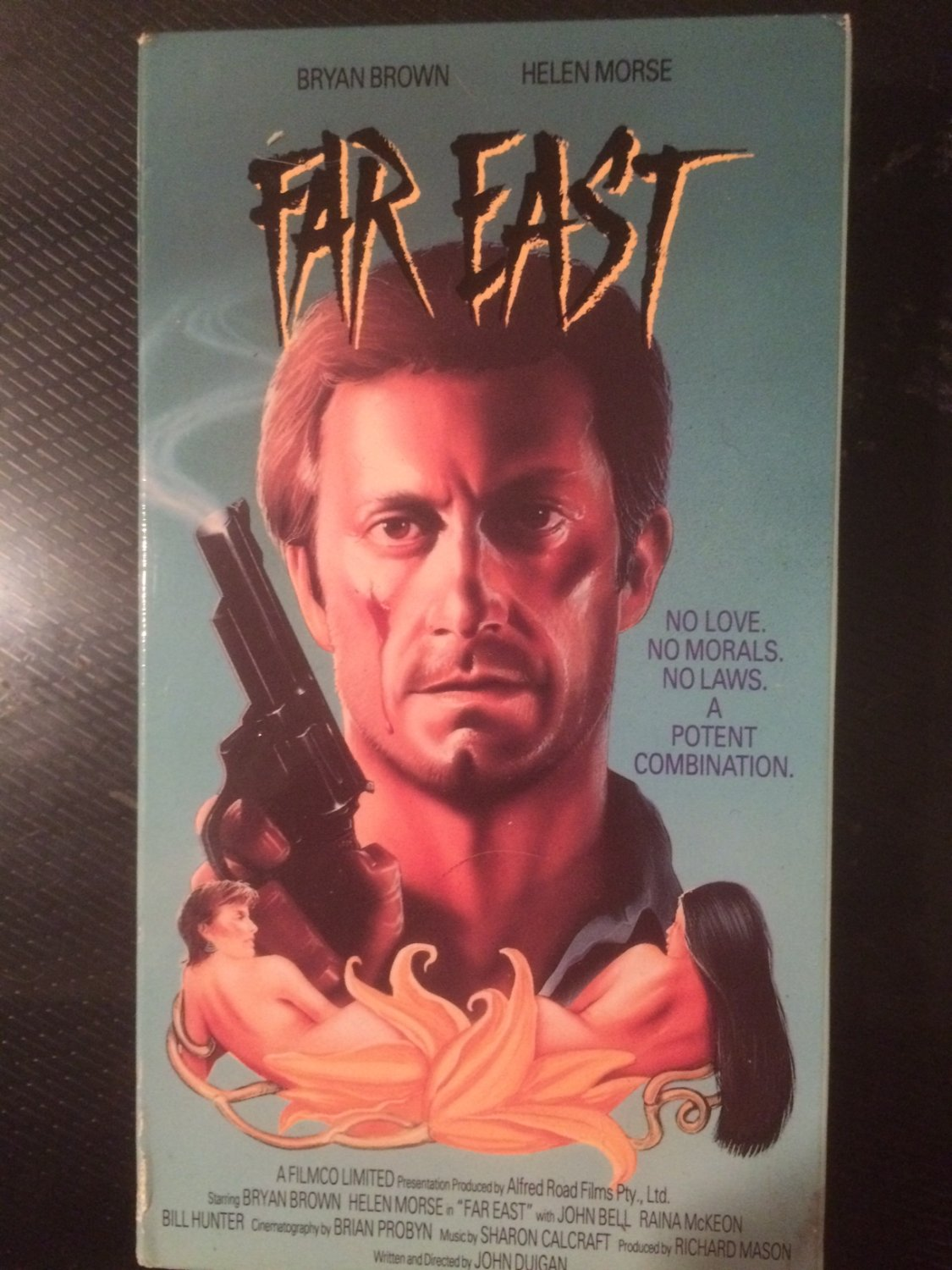 VHS - Far East - Used - NOT ON U.S. DVD