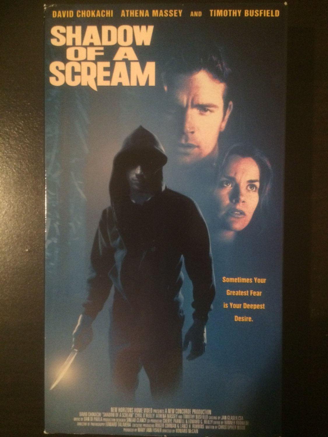 VHS - Shadow of a Scream - Used - NOT ON DVD