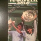 VHS - Wimbledon '91: A Look Back - Used