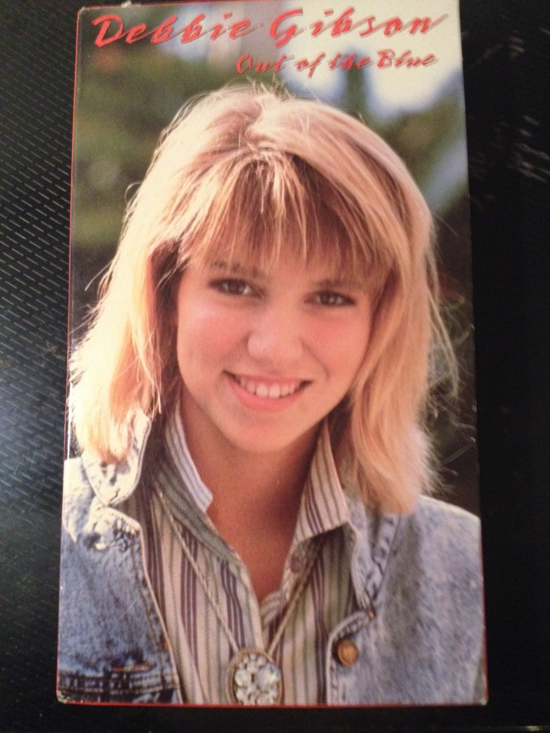 VHS - Debbie Gibson: Out of the Blue - Used - NOT ON DVD