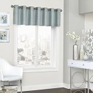 "NEW Eclipse Presto Blackout Grommet Window Valance (52""x18"")"