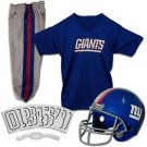 NEW Franklin Sports New York Giants Small Youth Set