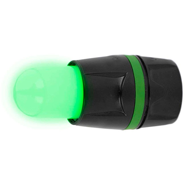 Bright Green Glow Camp Flashlight Lantern Light Small Tactical Chemical LED Spring Summer