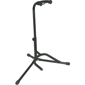 Tubular Guitar Stand (Black)