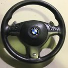 OEM Original BMW M - SPORT - M3/M5 Leather Steering Wheel