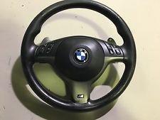 OEM Original BMW M - SPORT - M3/M5 Leather Steering Wheel