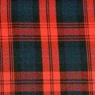 New Handmade Scottish TAM O' SHANTER Flat Bonnet Hat / TAMMIE Cap Tartan Machlachan