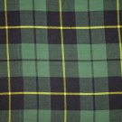 100+ Tartan - Scottish Traditional Hand Fringed Kilt FLY PLAID and Brooch Hunting Wallace