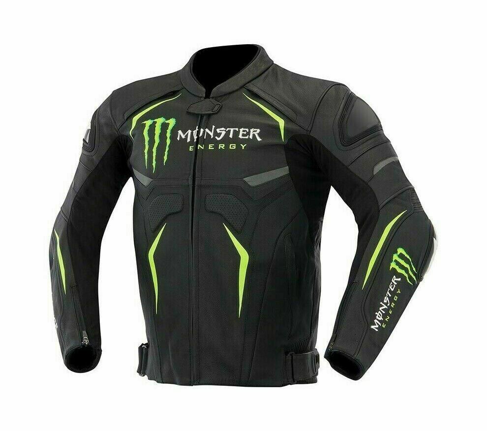 Motorcycle ,Motorbike leather Super Jacket With Armor XL size Free Shipping