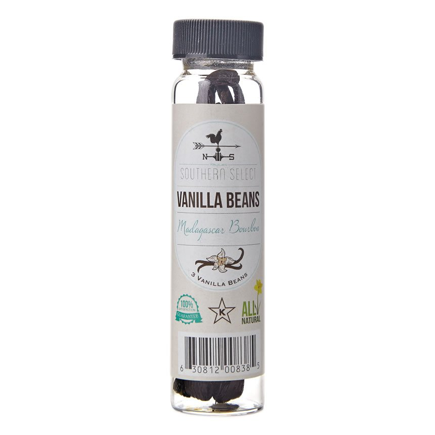 Happy Home Baker's Select Vanilla Beans
