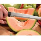 Serrated Slicer Silver