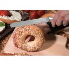 Rada Bagel Knife Silver Handle.