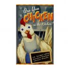 Are You Chicken in the Kitchen?