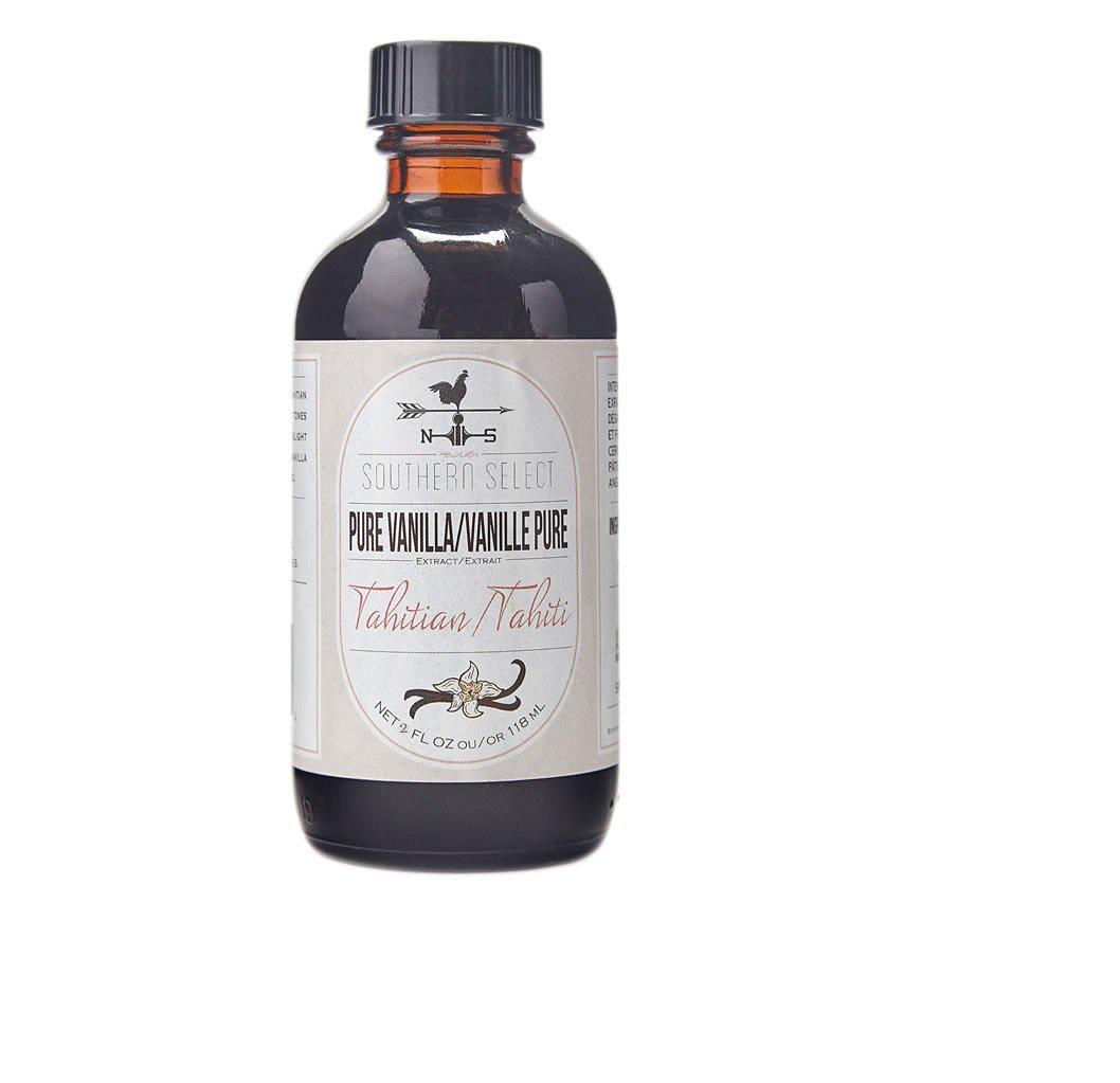 Southern Select Pure Tahitian Vanilla Extract 2 fl oz Bottle