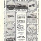 1919 Martin Aeroplane The Evolution Ad 7 Models Ad