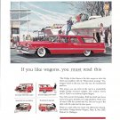 1959 Dodge 4 Door Sierra Station Wagon Boatyard Ad
