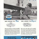 1941 Interstate Cadet Plane It Pays To Fly Ad