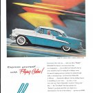 1955 Oldsmobile Super 88 Holiday Coupe Car Ad Express Yourself