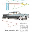 1955 Oldsmobile Super 88 Car Ad Everything About It Says Go Ahead