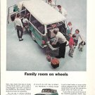 1964 International Harvester Travelall Family Room On Wheels Ad