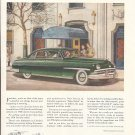 1950 Lincoln Cosmopolitan Car Have You Driven ? Ad