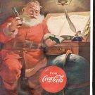 1951 Coca-Cola Soda Santa Claus Good Boys & Girls Ad