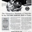 1942 Chevrolet Car Automotive Mechanic Of Yesterday Is Ad