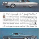 1967 Cadillac Eldorado Cars Surprisingly New Ad