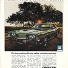 1972 Oldsmobile Toronado Car Ad Nothing Common About It
