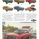1974 Chevrolet Nova Models 1968 to 1974 Ad