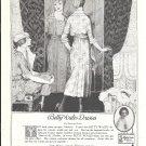 1920 Betty Wales Ladies Dresses Mary Mae Kinnon Art Ad