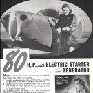 1941 Culver Plane Franklin Engines Ad