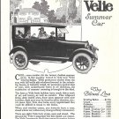 1917 Velie Summer Car Ad