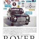 1960 Rover 80 3 Litre Car Ad