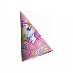 My Little Pony Party Hats-BNIP