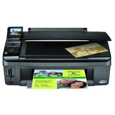 Epson Stylus CX8400 Multifunction (All In One) Color Printer / Scanner FREE SHIPPING!