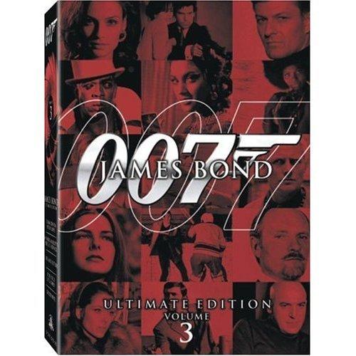 James Bond Ultimate Edition Vol. 3 US Version DVD